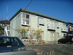 愛知県名古屋市緑区相川2丁目の賃貸アパートの外観