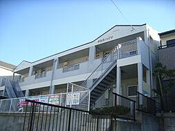 愛知県名古屋市緑区鳴子町2丁目の賃貸アパートの外観