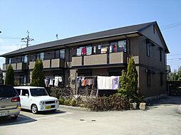 愛知県名古屋市緑区池上台2丁目の賃貸アパートの外観