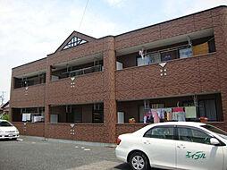 愛知県豊明市栄町の賃貸アパートの外観