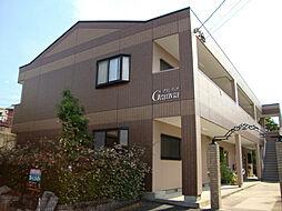 愛知県名古屋市緑区鳴海町字有松裏の賃貸アパートの外観