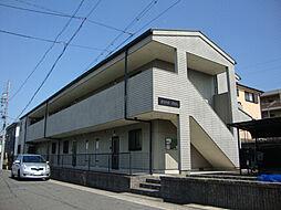 愛知県名古屋市緑区桶狭間上の山の賃貸マンションの外観
