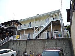 愛知県名古屋市緑区古鳴海2の賃貸アパートの外観