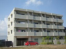 愛知県名古屋市緑区定納山2丁目の賃貸マンションの外観