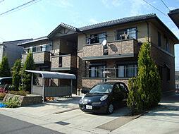 レジデンス神ノ倉C[2階]の外観