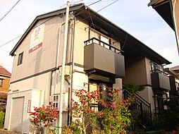 サルビア A棟[2階]の外観