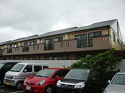 タウンサンロイヤル E棟[1階]の外観