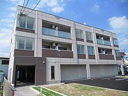 愛知県名古屋市緑区鳥澄1丁目の賃貸マンションの外観