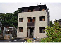 愛知県名古屋市緑区大高町字常世島の賃貸アパートの外観