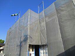 愛知県名古屋市緑区大高町字東森前の賃貸アパートの外観