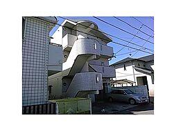 愛知県名古屋市緑区鳴海町字栢木の賃貸マンションの外観