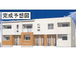 愛知県名古屋市緑区大高町字追風の賃貸アパートの外観