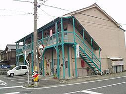 山川荘[2階]の外観