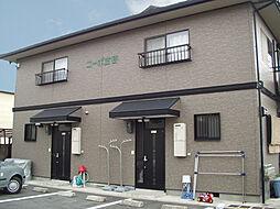 [テラスハウス] 滋賀県東近江市東沖野3丁目 の賃貸【/】の外観
