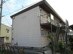 長野ハイブリッジハイツ[1階]の外観
