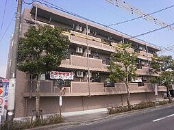 鹿児島県姶良市加治木町反土の賃貸マンションの外観