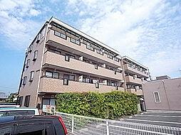 惣武マンション[4階]の外観