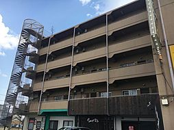 入山ビル[4階]の外観