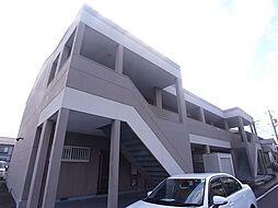 ハイムエスポワール[2階]の外観