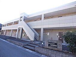 エバーハイツYASUDA[2階]の外観