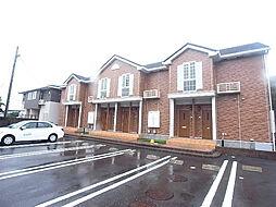 ア・ラモードメゾン藤塚C[2階]の外観