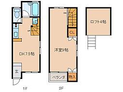 木の住まい一番館[1階]の間取り