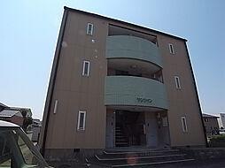 サンツイン(柳津)[3階]の外観