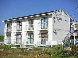 岐阜県岐阜市下奈良3の賃貸アパートの外観