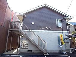 岐阜県岐阜市鍵屋西町1丁目の賃貸アパートの外観