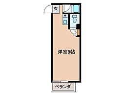 アカシヤ[3階]の間取り