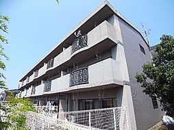 岐阜県各務原市那加新加納町の賃貸マンションの外観
