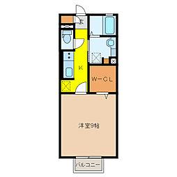 仮)D-room那加前洞新町3丁目[1階]の間取り
