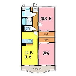 TS−Mind[1階]の間取り