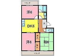 南安城駅 5.8万円