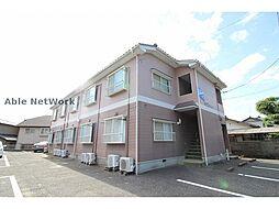 新潟県新潟市東区河渡2丁目の賃貸アパートの画像