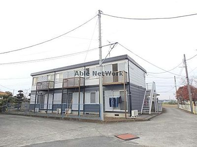 外観,2DK,面積39.66m2,賃料4.1万円,JR東北本線 古河駅 5.1km,,茨城県古河市小堤
