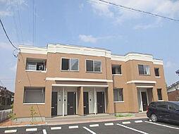 栃木県下都賀郡野木町大字丸林の賃貸アパートの外観