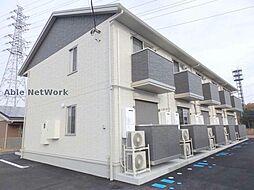 JR東北本線 古河駅 10.7kmの賃貸アパート
