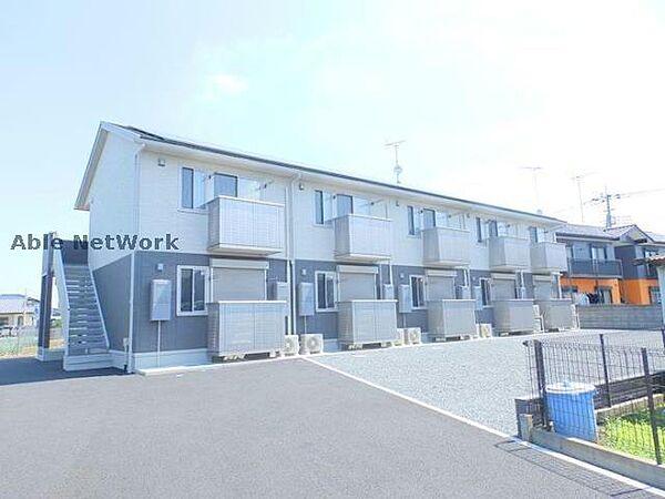 栃木県下都賀郡野木町大字野渡の賃貸アパートの画像