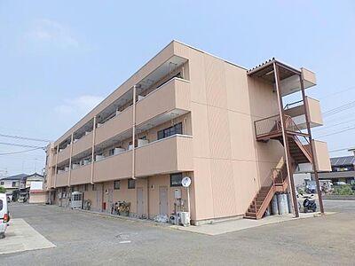 外観,2DK,面積38.5m2,賃料3.5万円,JR東北本線 古河駅 11.3km,,茨城県古河市諸川