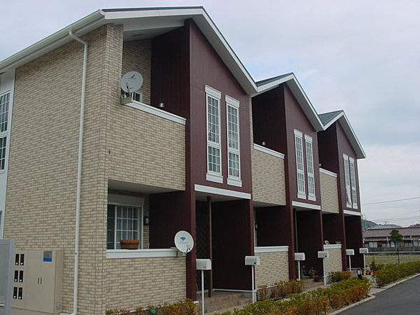 ブライト・ハウス I・II[2202号室]の外観