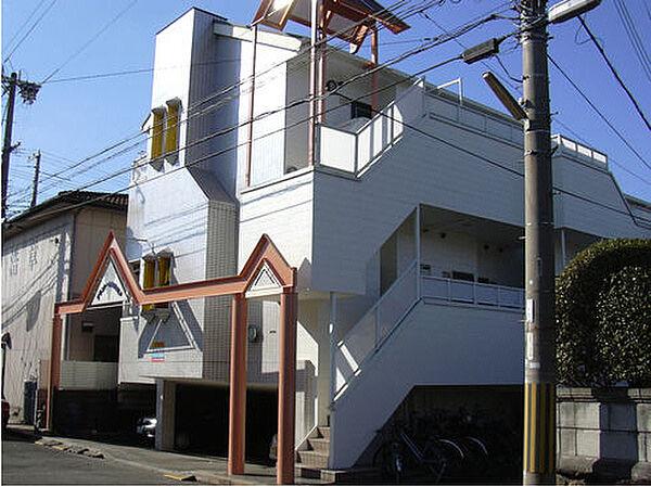 サウンドール加古川[1階]の外観
