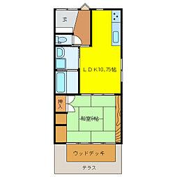 荒井駅 6.4万円