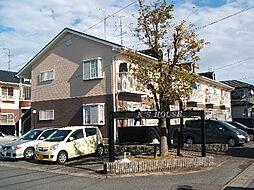 K`S HOUSE[2階]の外観