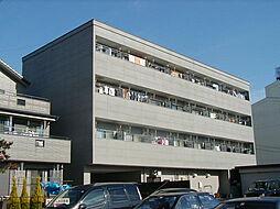 コーポドリーム[1階]の外観