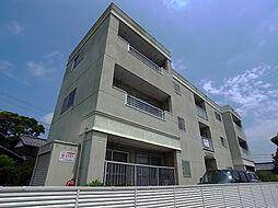 ルミエール青山5[2階]の外観