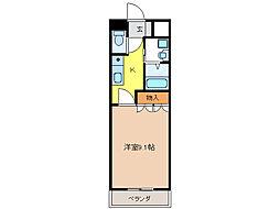 メゾン ドゥ ティアレ[2階]の間取り
