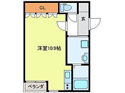 さくら square[1階]の間取り