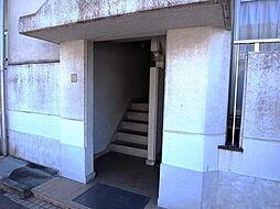 第2サンハイツ[1階]の外観