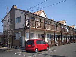 ハイツTOMINAGA[1階]の外観